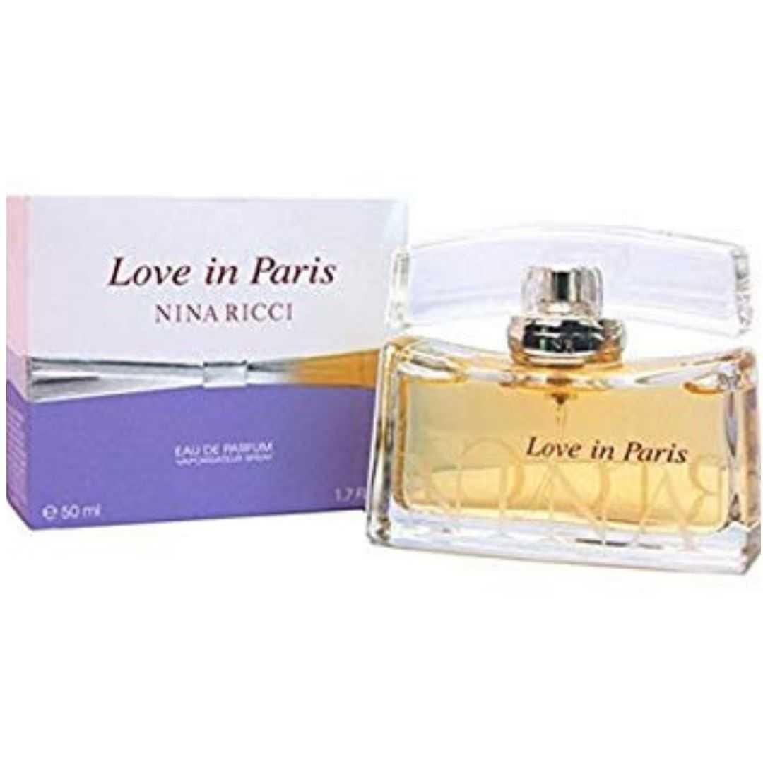 Nina Ricci Love In Paris For Women Eau De Parfum