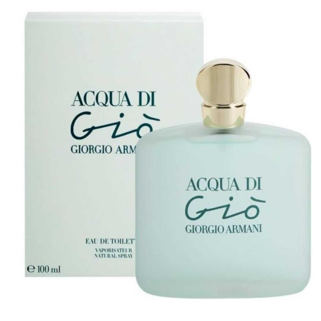 Armani Acqua Di Gio For Women Eau De Toilette
