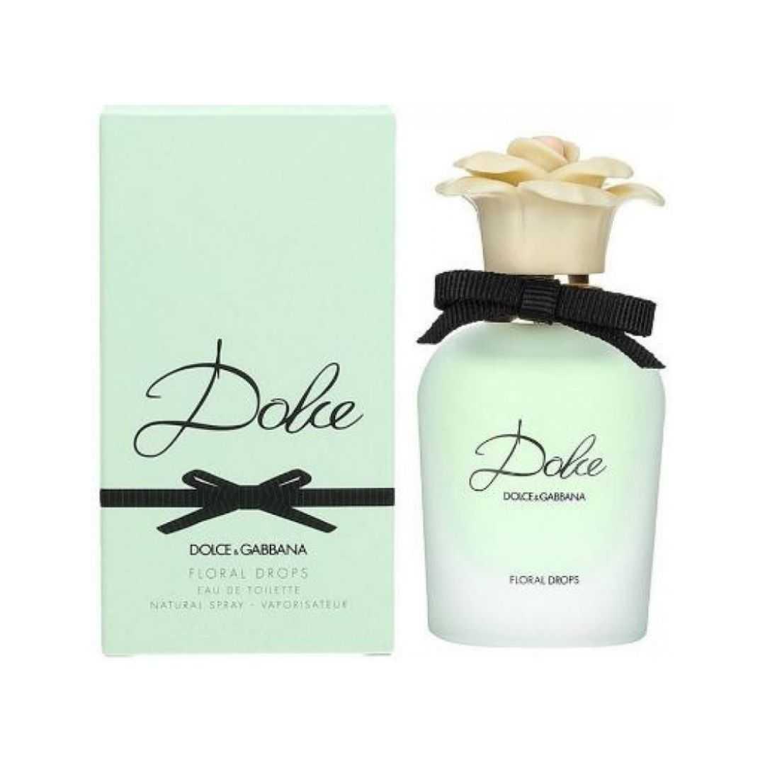 Dolce&Gabbana Dolce Floral Drops For Women Eau De Toilette