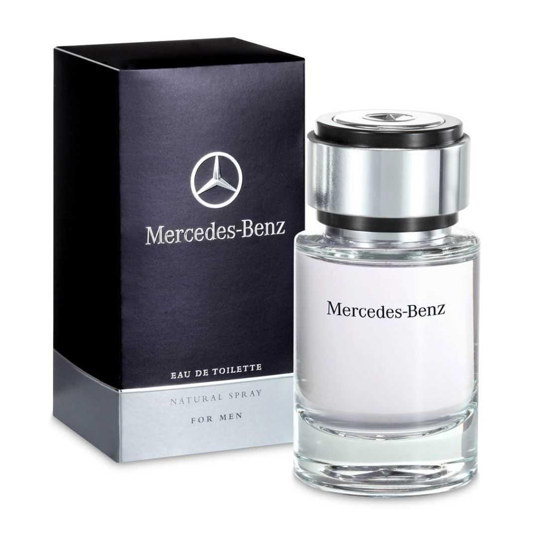 Mercedes Benz For Men Eau De Toilette 120ML