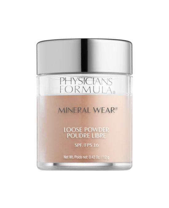 Physicians formula Mineral Wear Loose Powder SPF 16 - Translucent Light