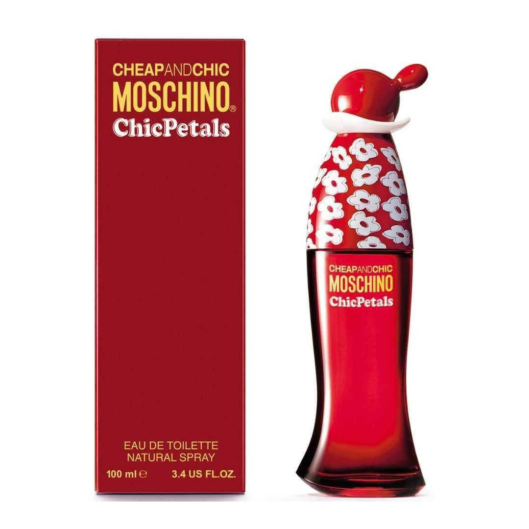 Moschino Chic Petals For Women Eau De Toilette
