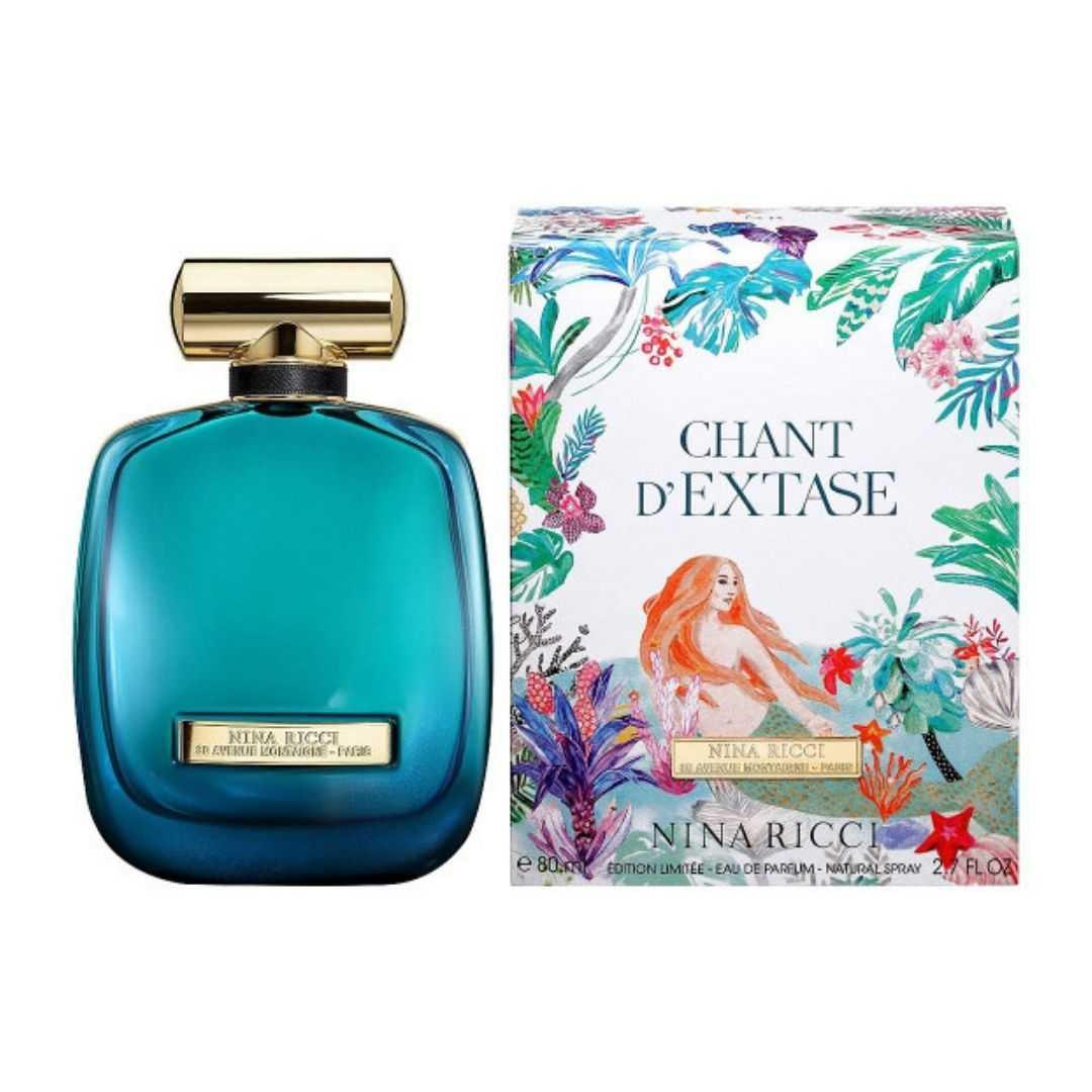 Nina Ricci Chant D Extase For Women Eau De Parfum 80ML