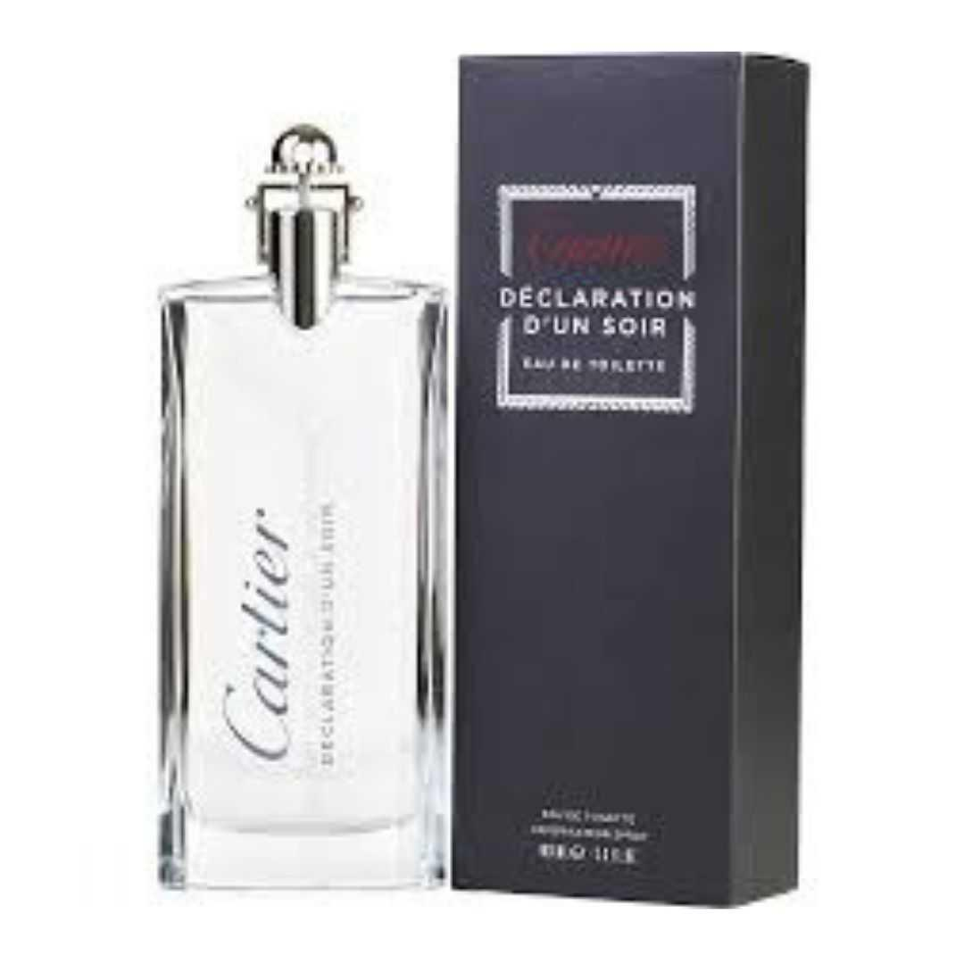 Cartier Declaration D'Un Soir For Men Eau De Toilette