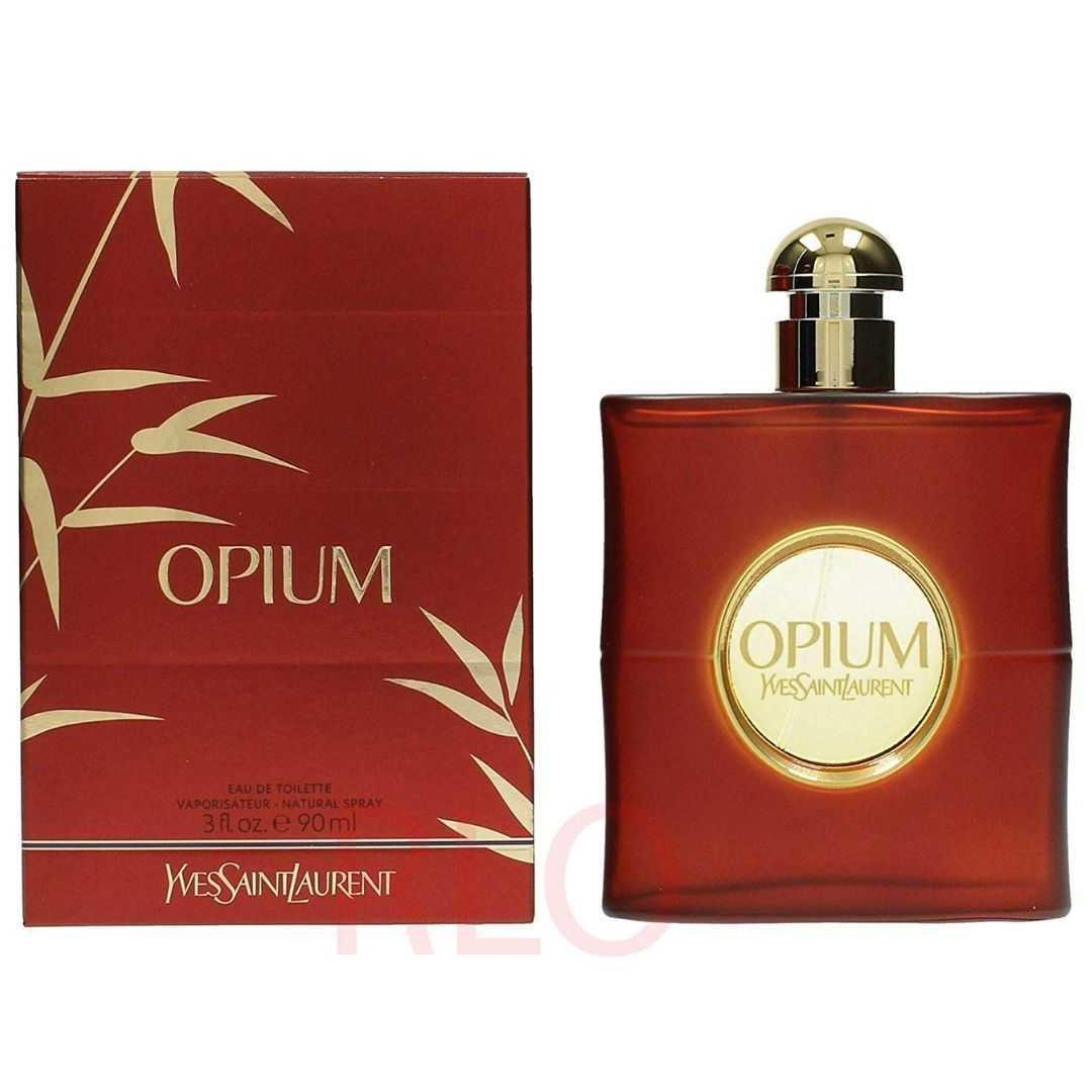 YSL Opium For Women Eau De Toilette