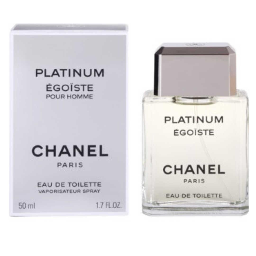 Chanel Platinum Egoiste For Men Eau De Toilette 50ML