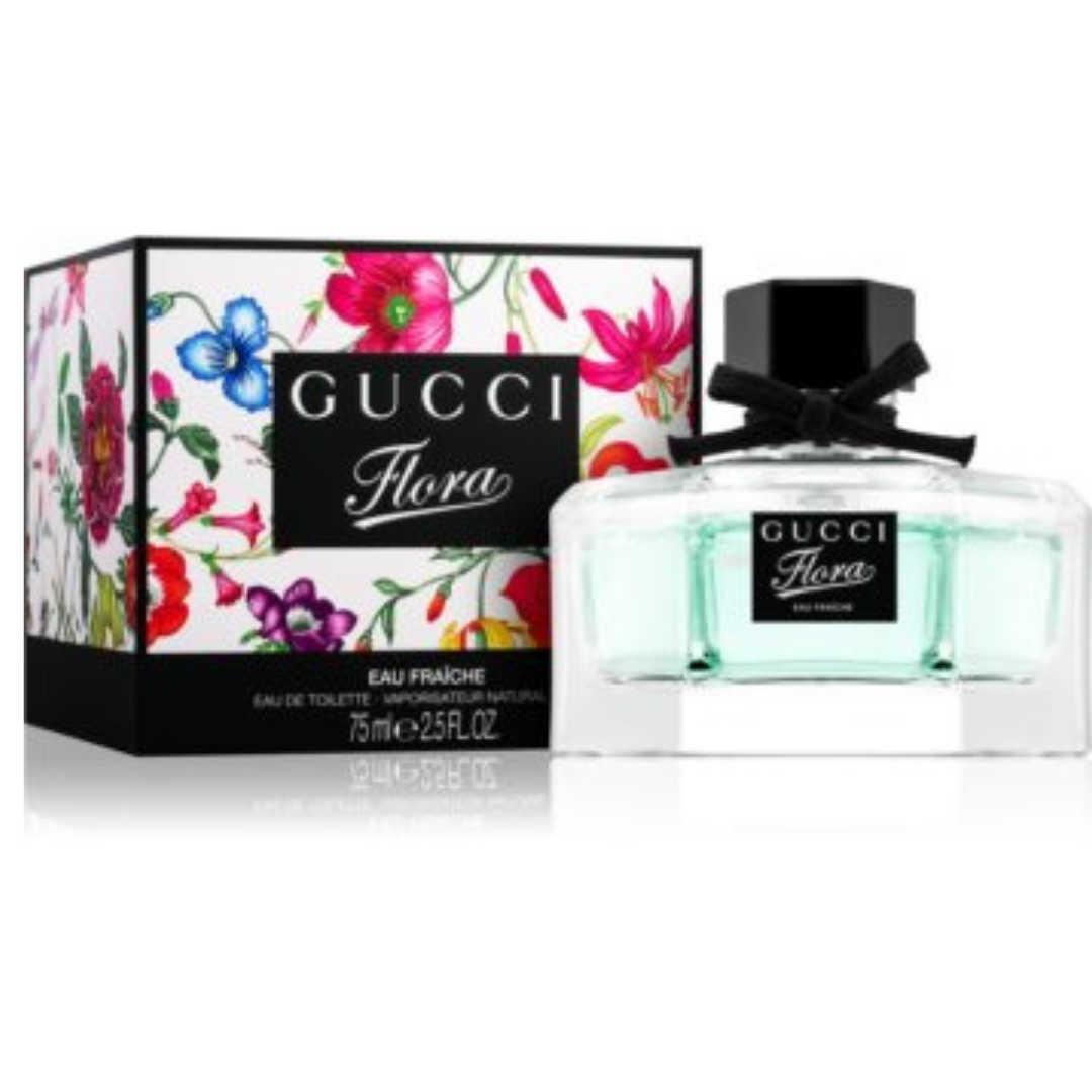 Gucci Flora By Gucci Eau Fraiche For Women Eau De Toilette