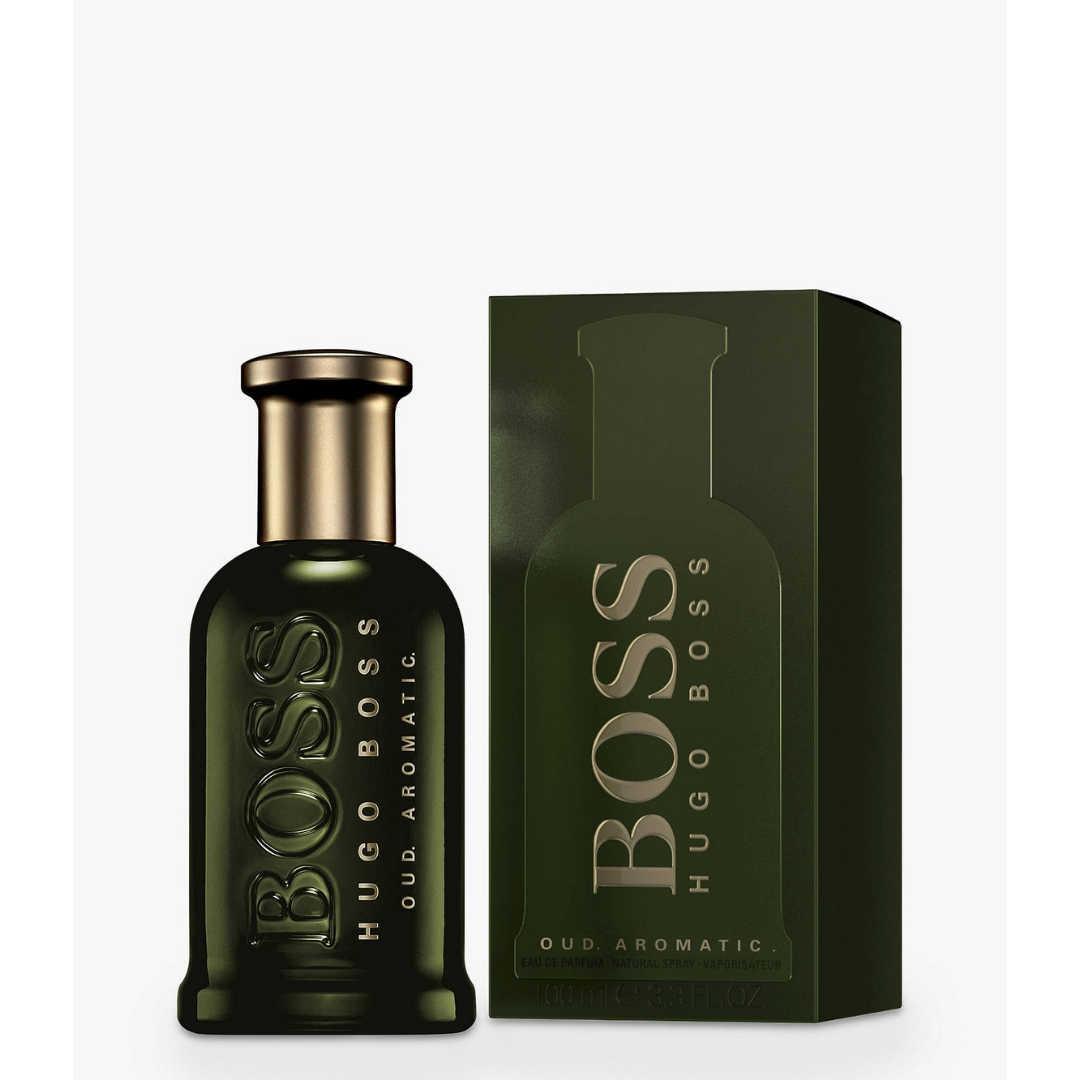 Hugo Boss Bottled Oud Aromatic For Men Eau De Parfum 100ML