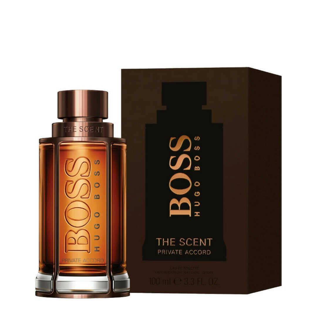 Hugo Boss The Scent Private Accord For Men Eau De Toilette