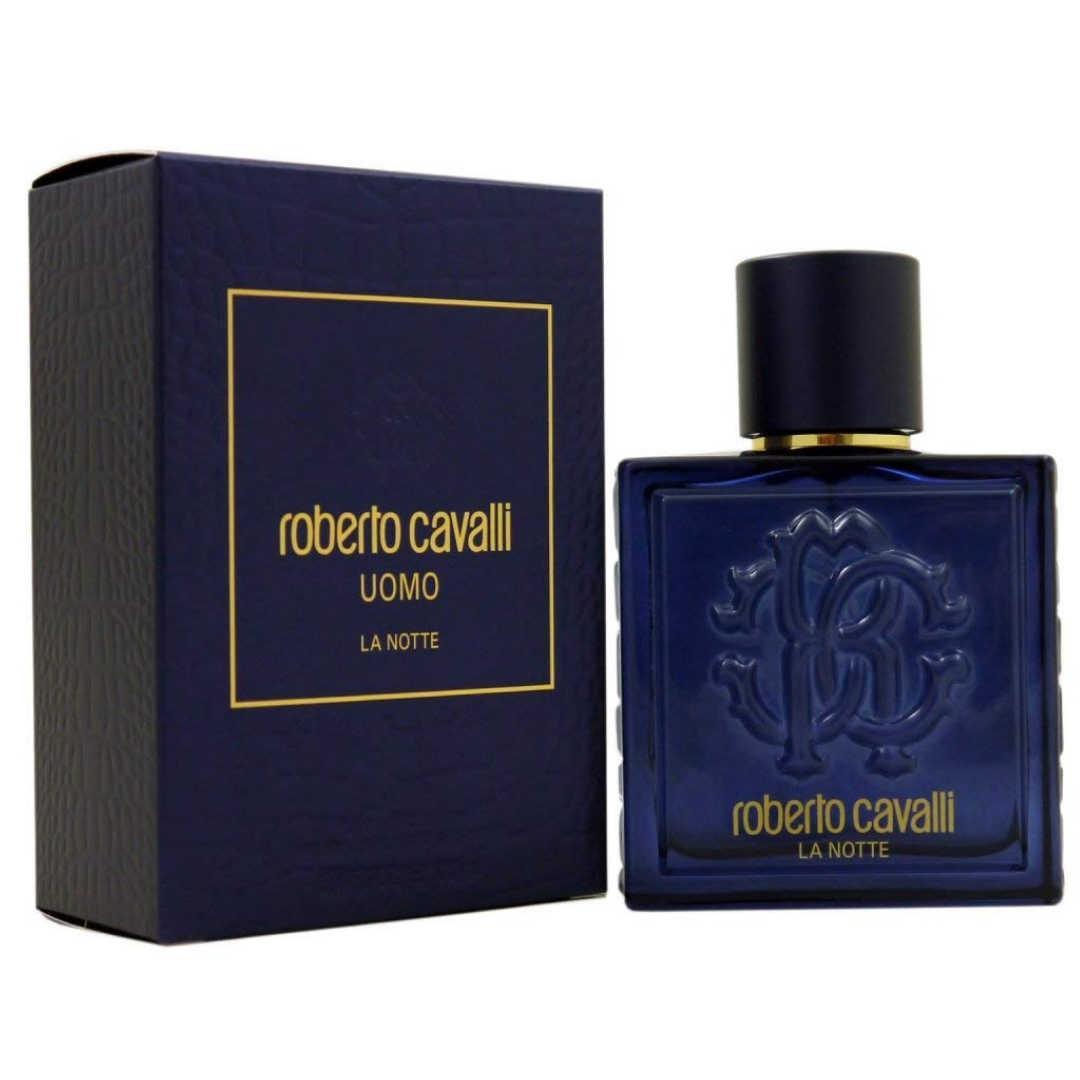 ROBERTO CAVALLI Uomo La Notte For Men Eau De Toilette 100ML