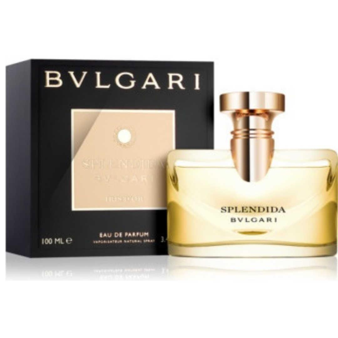 Bvlgari Splendida Iris D,Or For Women Eau De Parfum 100ML