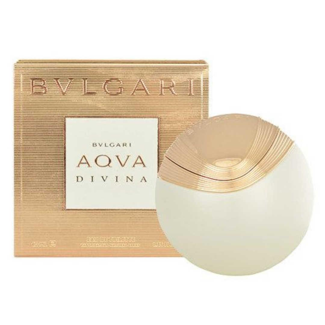 Bvlgari Aqva Divina For Women Eau De Toilette