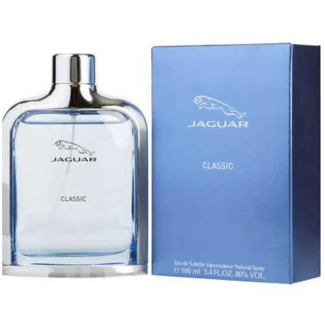 Jaguar Classic Blue For Men Eau De Toilette 100ML