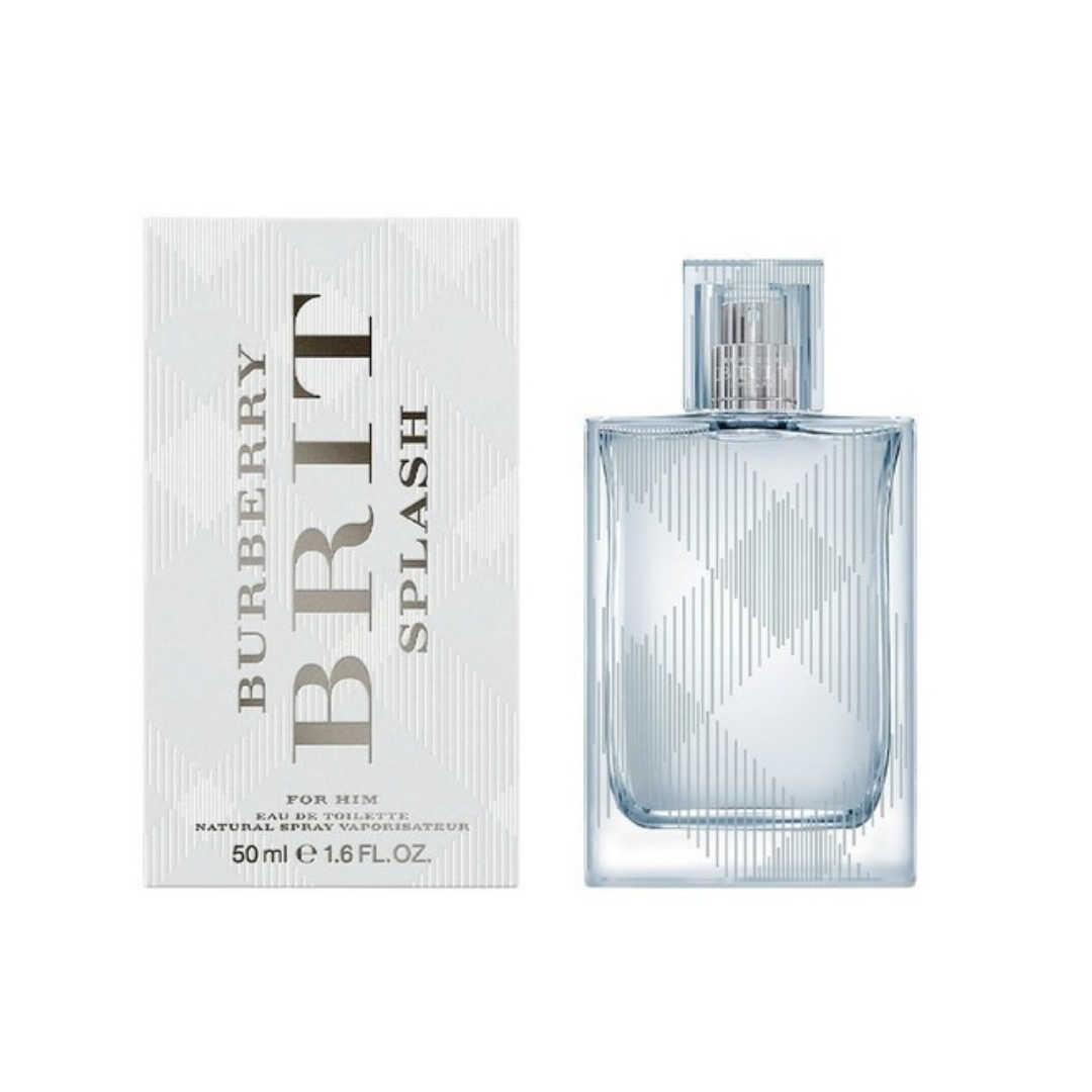 Burberry Brit Splash For Men Eau De Toilette 50ML