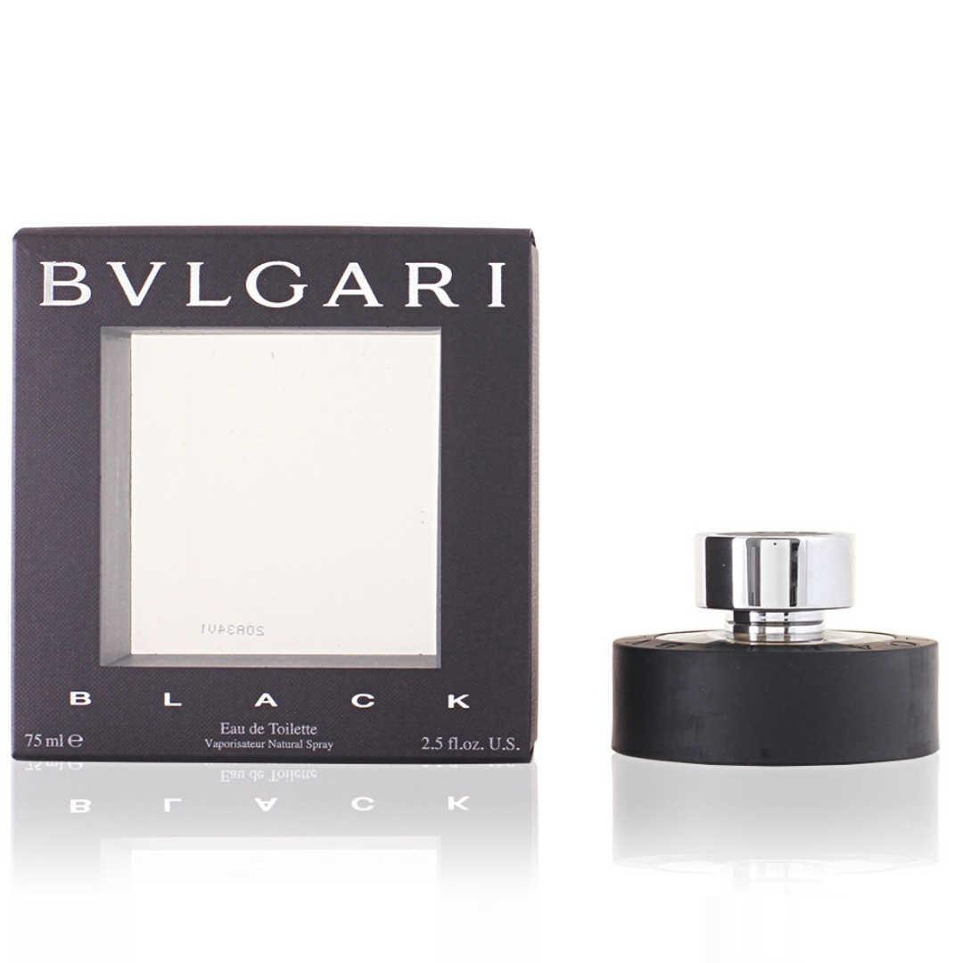 Bvlgari Black For Men Eau De Toilette 75ML