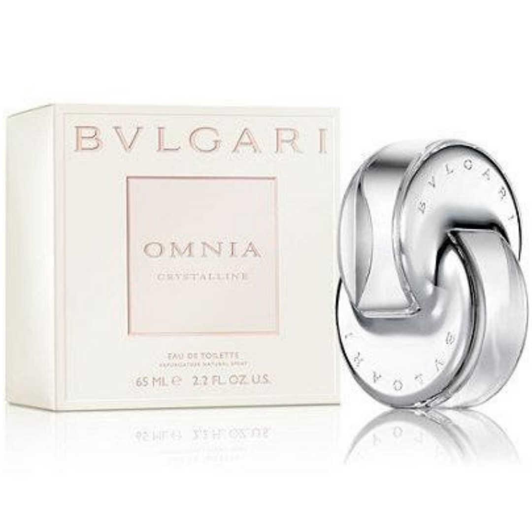 Bvlgari Omnia Crystalline For Women Eau De Toilette