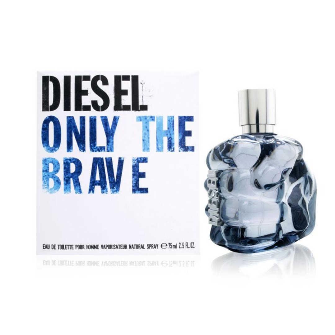 Diesel Only The Brave For Men Eau De Toilette 75ML