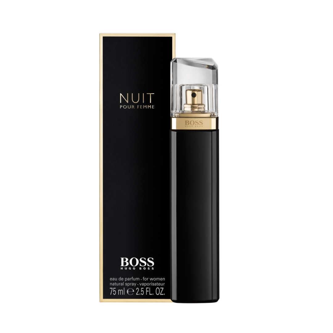 Hugo Boss Nuit Pour Femme For Women Eau De Parfum