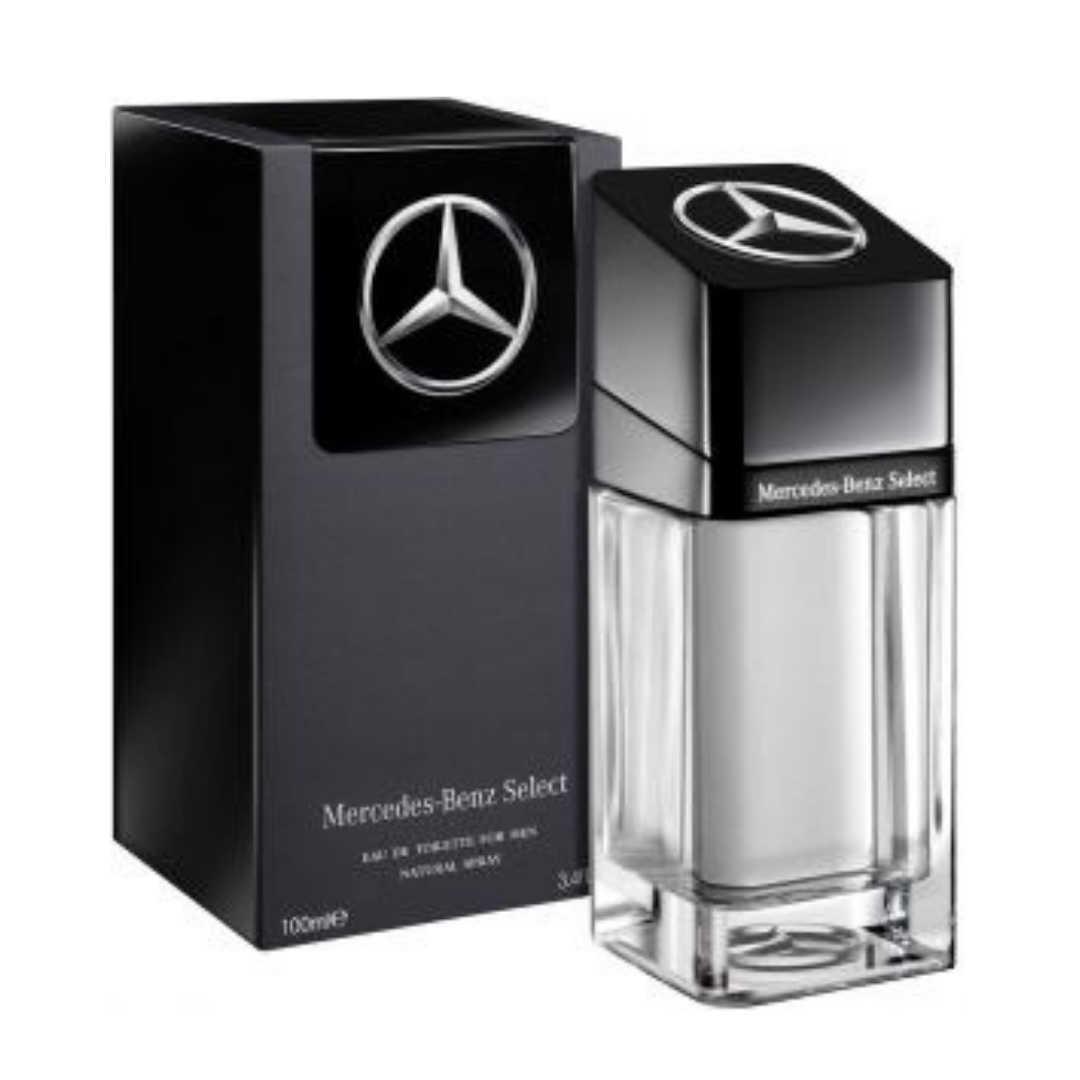 Mercedes Benz Select For Men Eau De Toilette 100ML