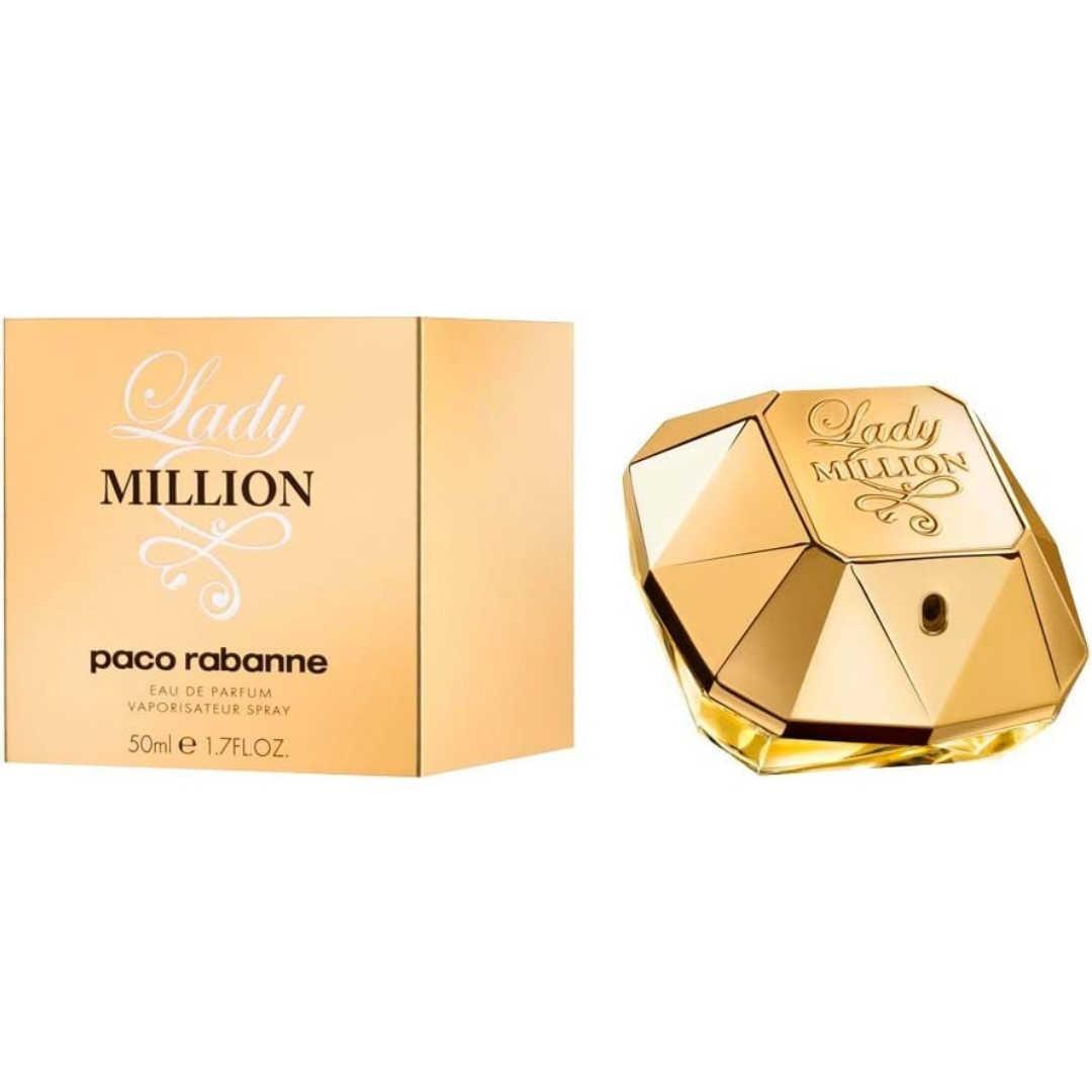 Paco Rabanne Lady Million For Women Eau De Parfum