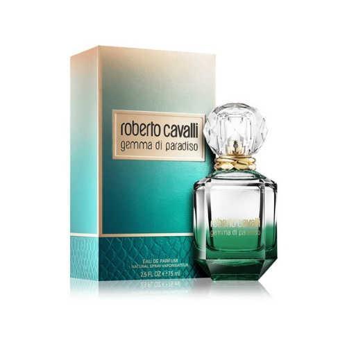 Roberto Cavalli Gemma Di Paradiso For Women Eau De Parfum 75ML
