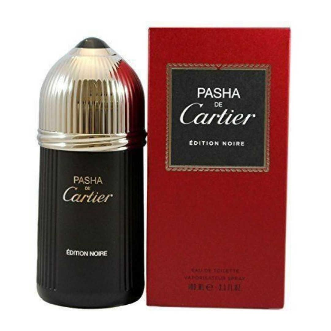 Cartier Pasha De Edition Noire For Men Eau De Toilette