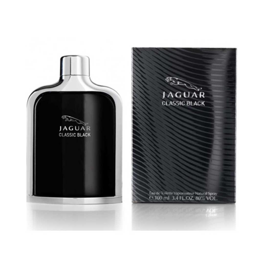 Jaguar Classic Black For Men Eau De Toilette 100ML