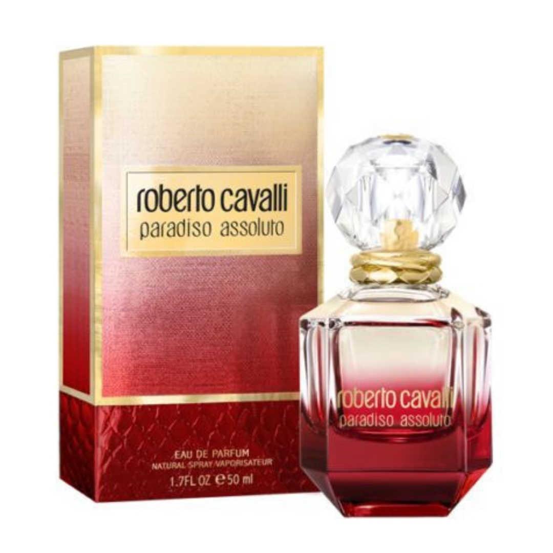Roberto Cavalli Paradiso Assoluto For Women Eau De Parfum