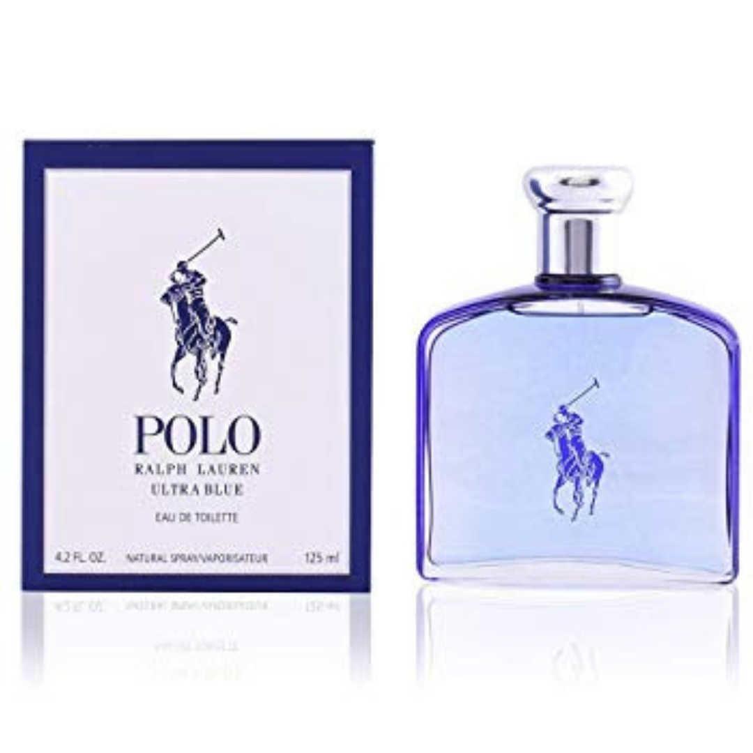 Ralph Lauren Polo Ultra Blue For Men Eau De Toilette 125ML