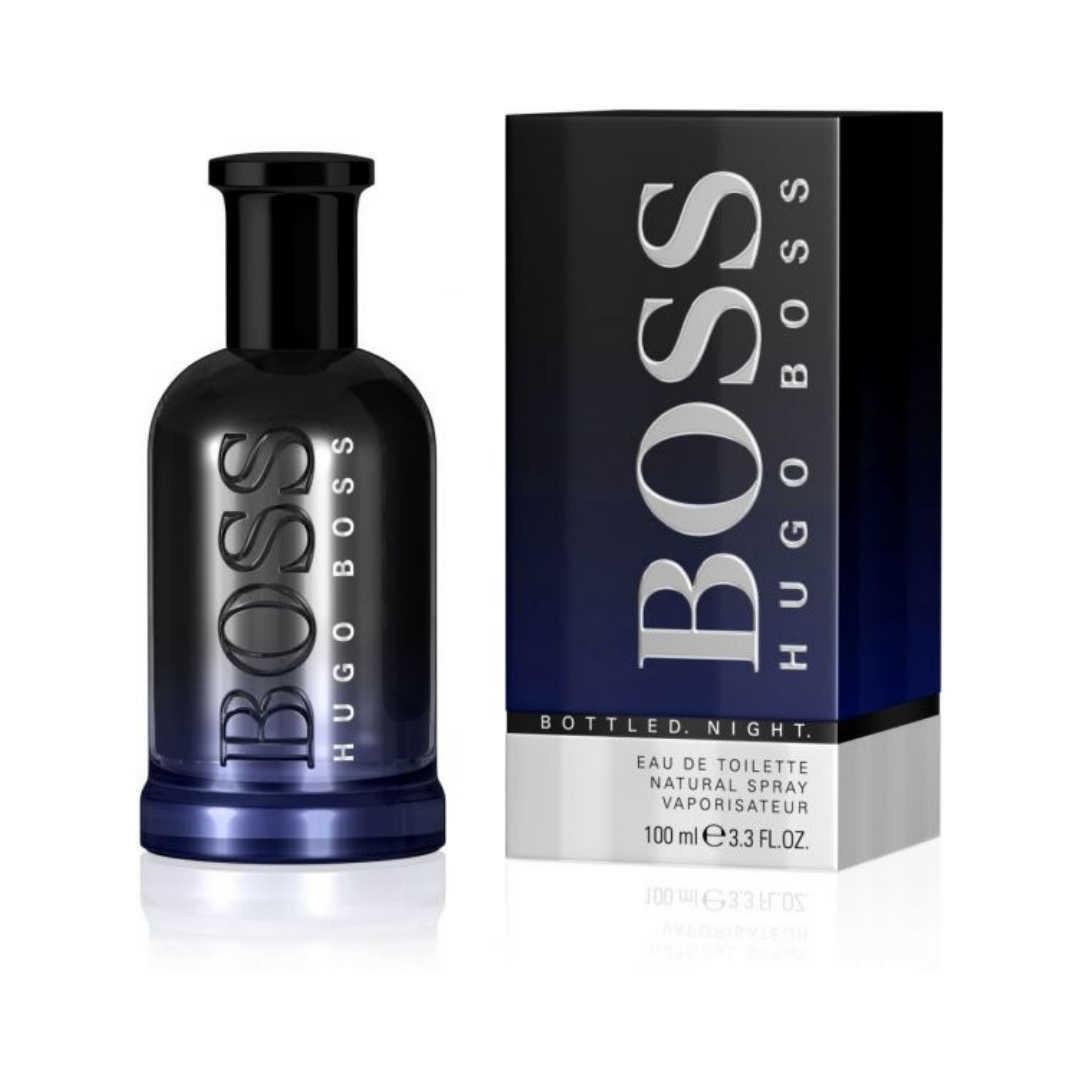 Hugo Boss Bottled Night For Men Eau De Toilette