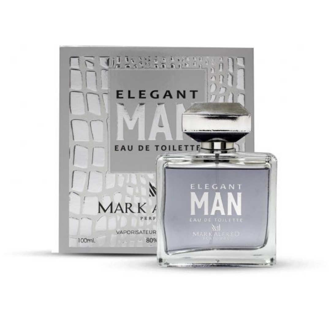 Mark Alfred Elegant Man for Men Eau de Toilette 100ML