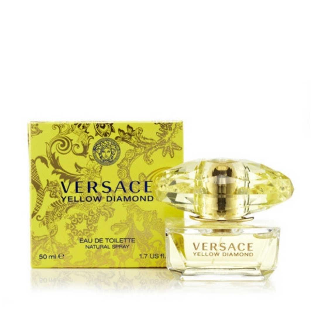 Versace Yellow Diamond For Women Eau De Toilette