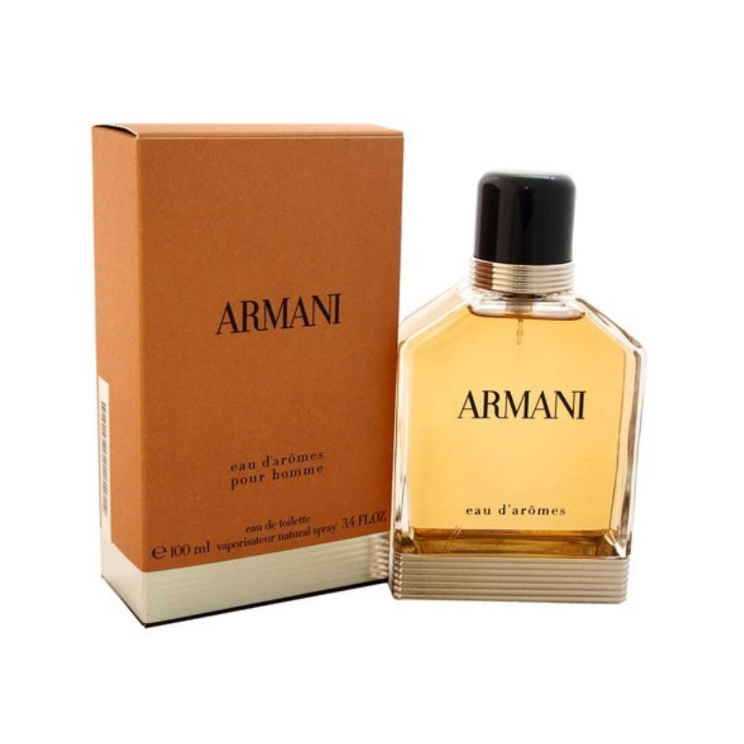Armani Pour Homme Eau d`aromes For Men Eau De Toilette