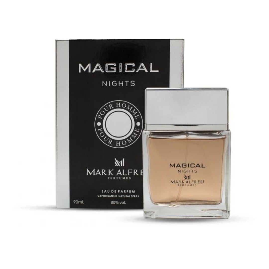 Mark Alfred Magical Nights for Men Eau de Parfum 90ML