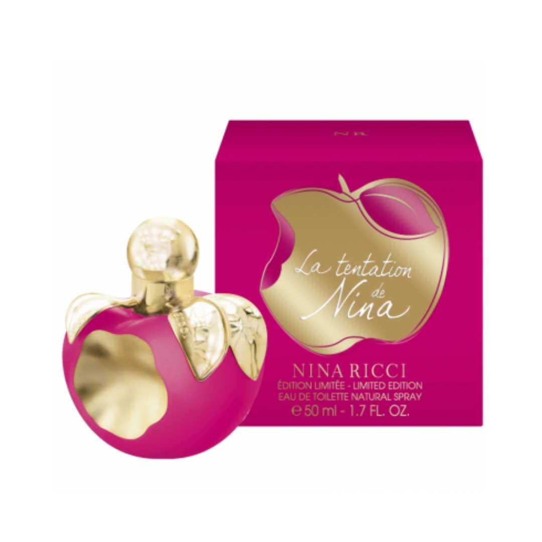 Nina Ricci La Tentation De Nina Limited Edition For Women Eau De Toilette