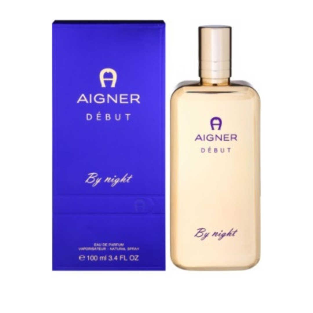 Aigner Debut By Night For Women Eau De Parfum 100ML