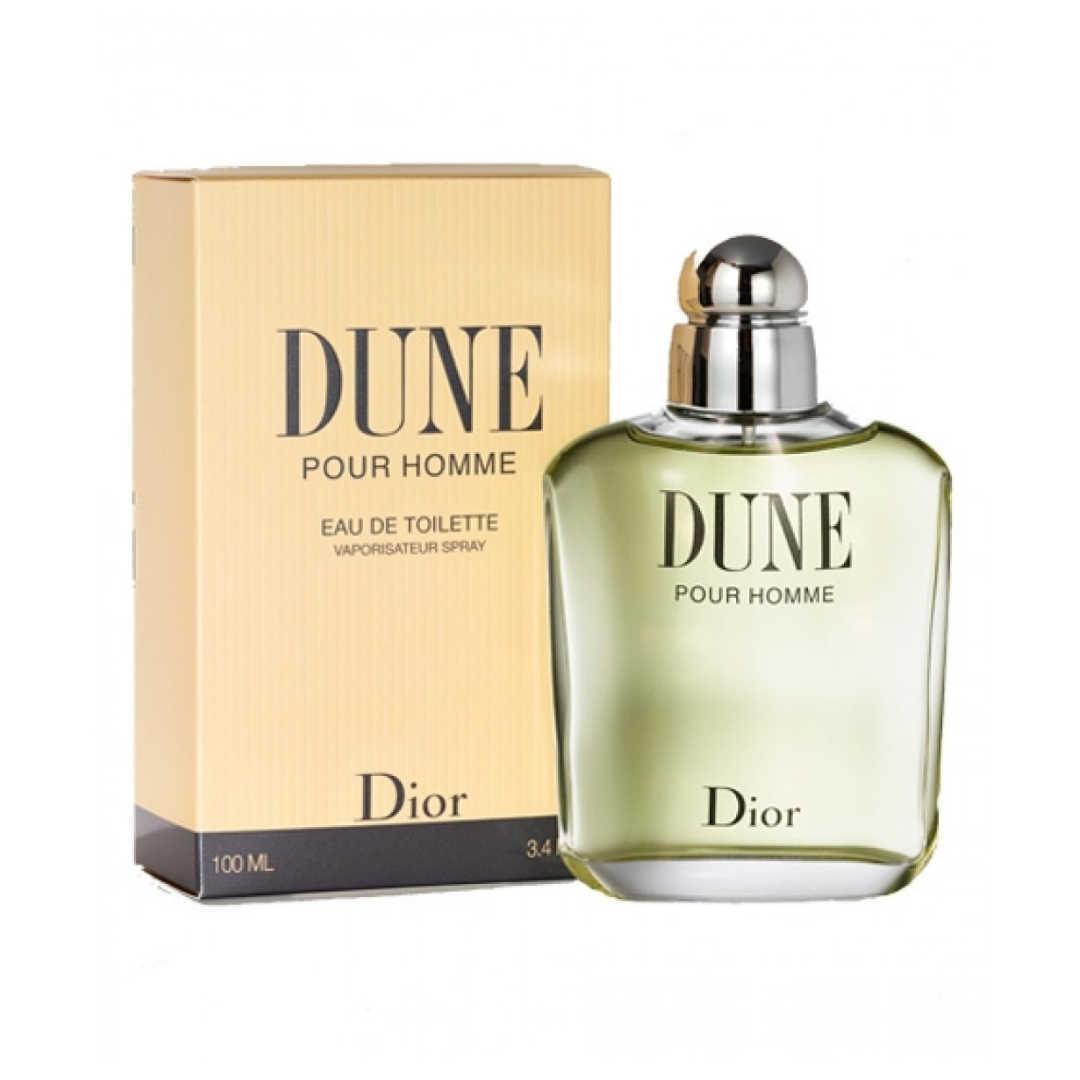 Dior Dune Homme For Men Eau De Toilette