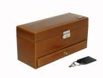 Laveri Genuine Leather Designer New Collection 04 Watch Case And Jewellery Box