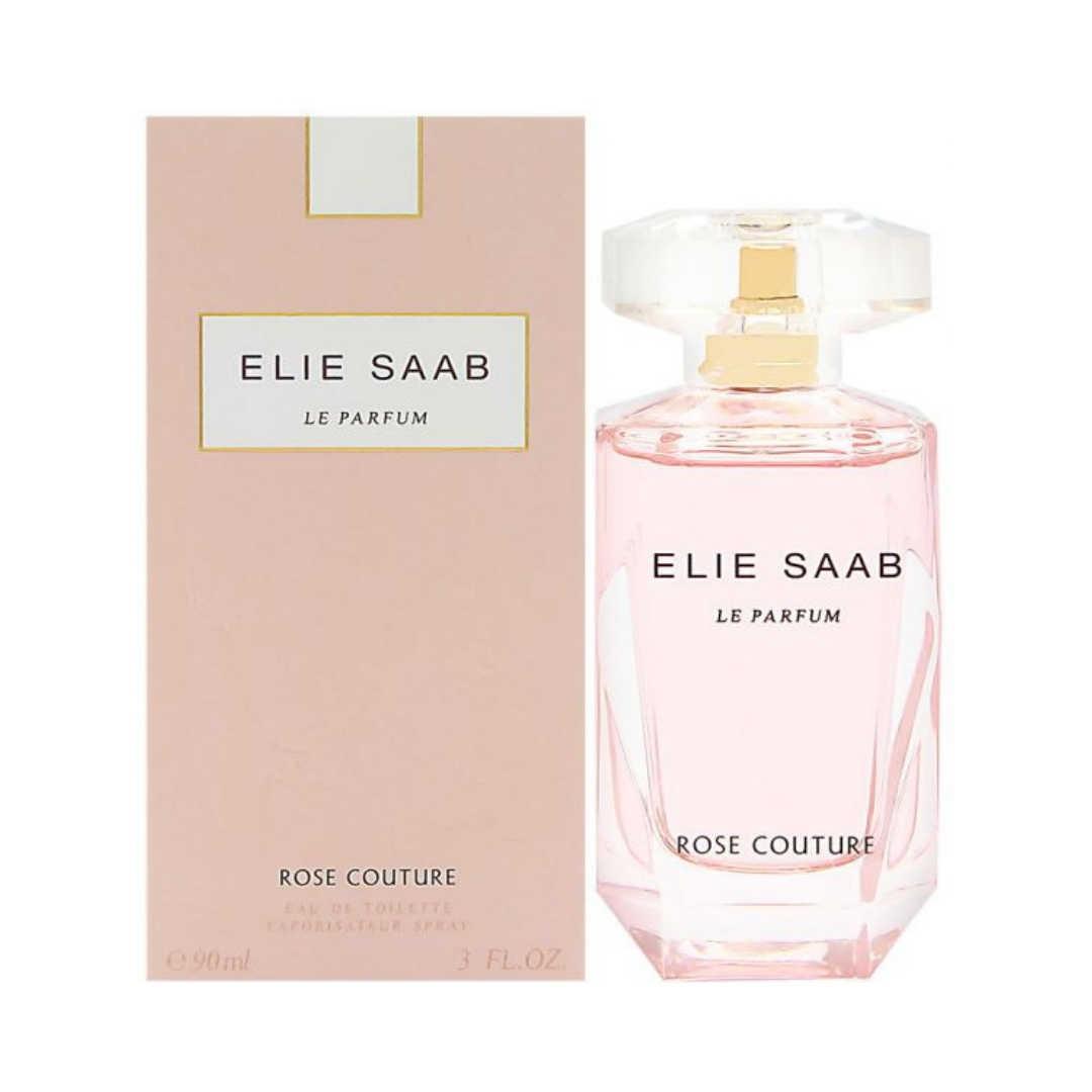 Elie Saab Le Parfum Rose Couture For Women Eau De Toilette 90ML