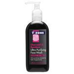 T-Zone Charcoal & Bamboo Ultra Purifying Face Wash 200ml