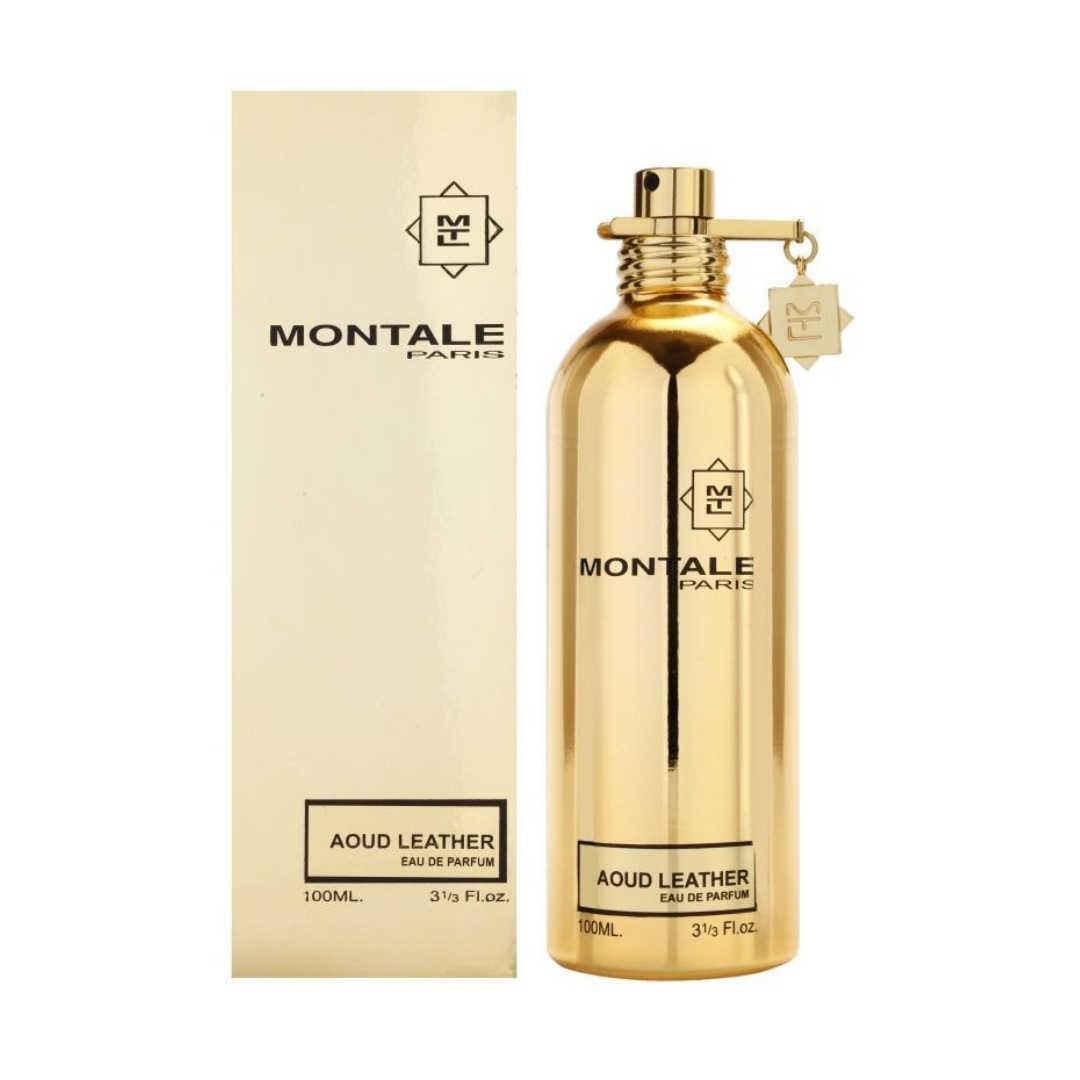 Montale Aoud Leather For Unisex Eau De Parfum 100ML