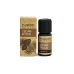 ACAPELLA NATURALS  Cedarwood Essential Oil - 100% Pure and Natural, Aromatherapy Premium Quality for diffuser & Personal Care -10 ml