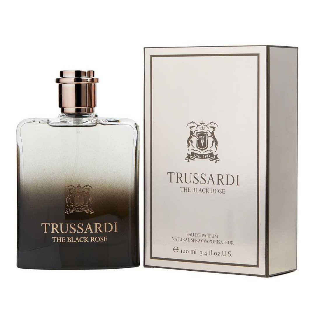 Trussardi The Black Rose For Unisex Eau De Parfum 100ML