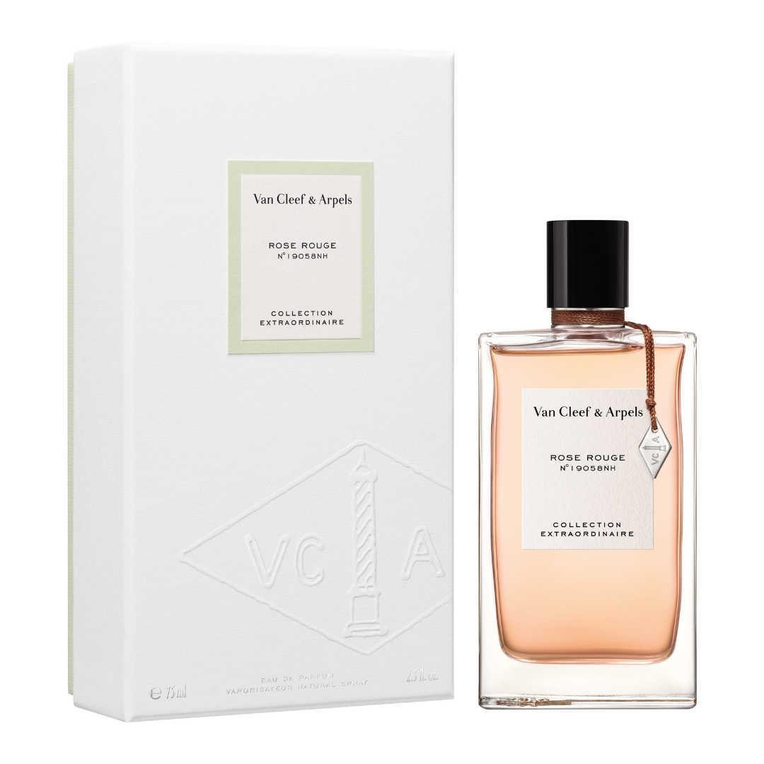 Van Cleef Rose Rouge For Unisex Eau De Parfum 75ML
