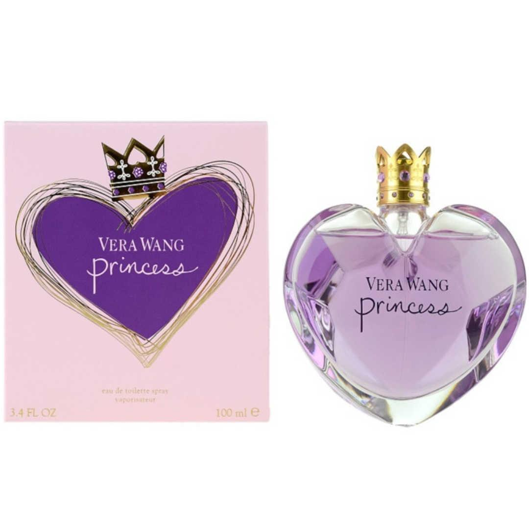 Vera Wang Princess For Women Eau De Toilette 100ML
