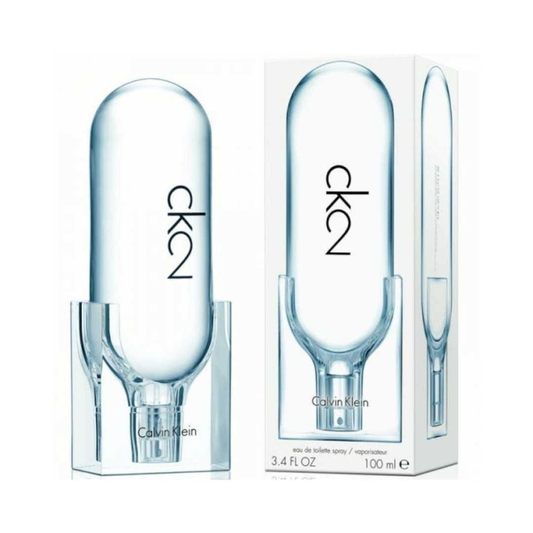 Calvin Klein CK2 For Unisex Eau De Toilette