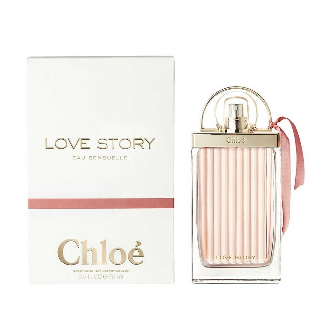Chloe Love Story Eau Sensuelle For Women Eau De Parfum 75ML