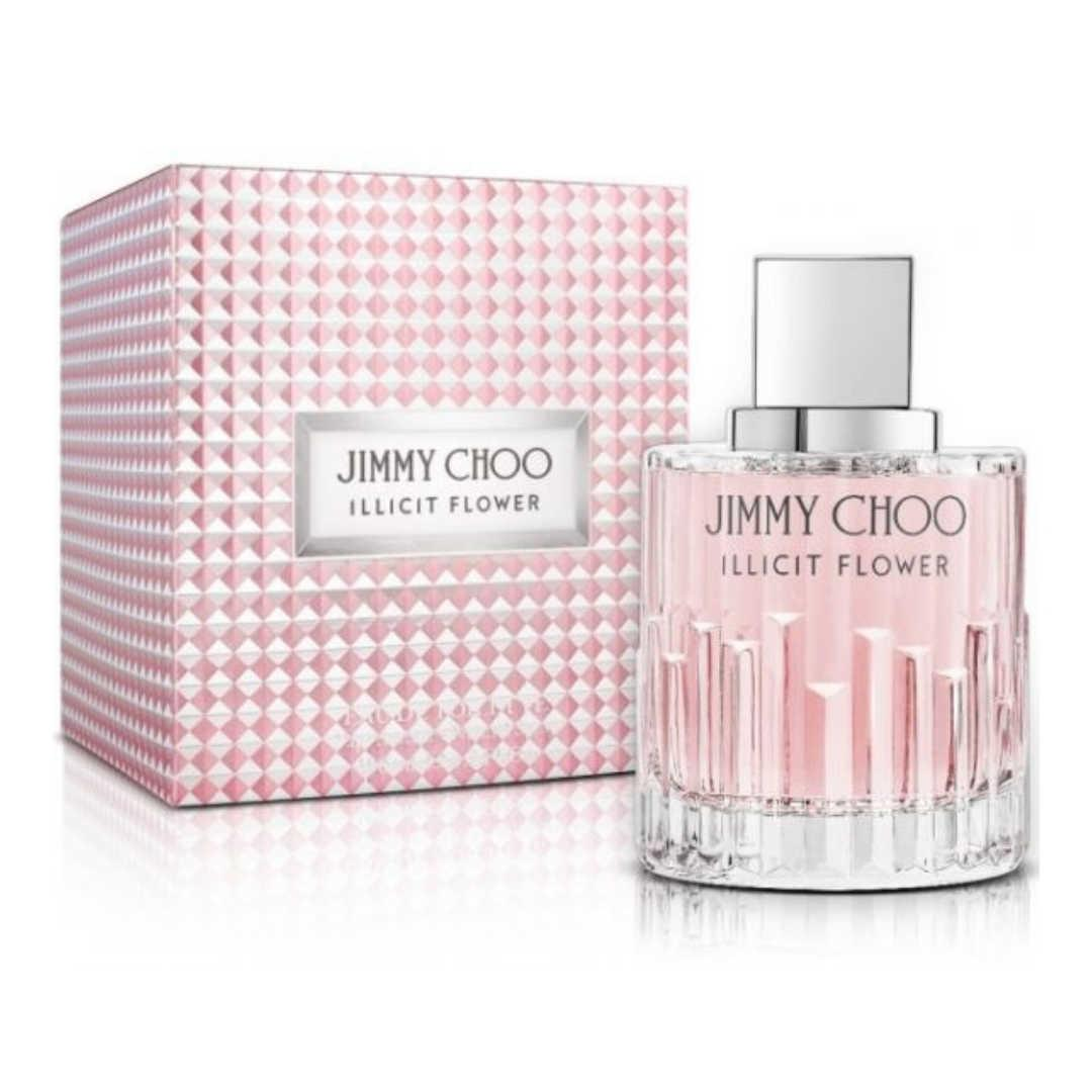 Jimmy Choo ILLICIT Flower For Women Eau De Toilette 100ML