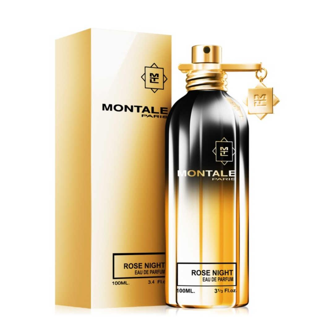 Montale Rose Night  For Women Eau De Parfum 100ML