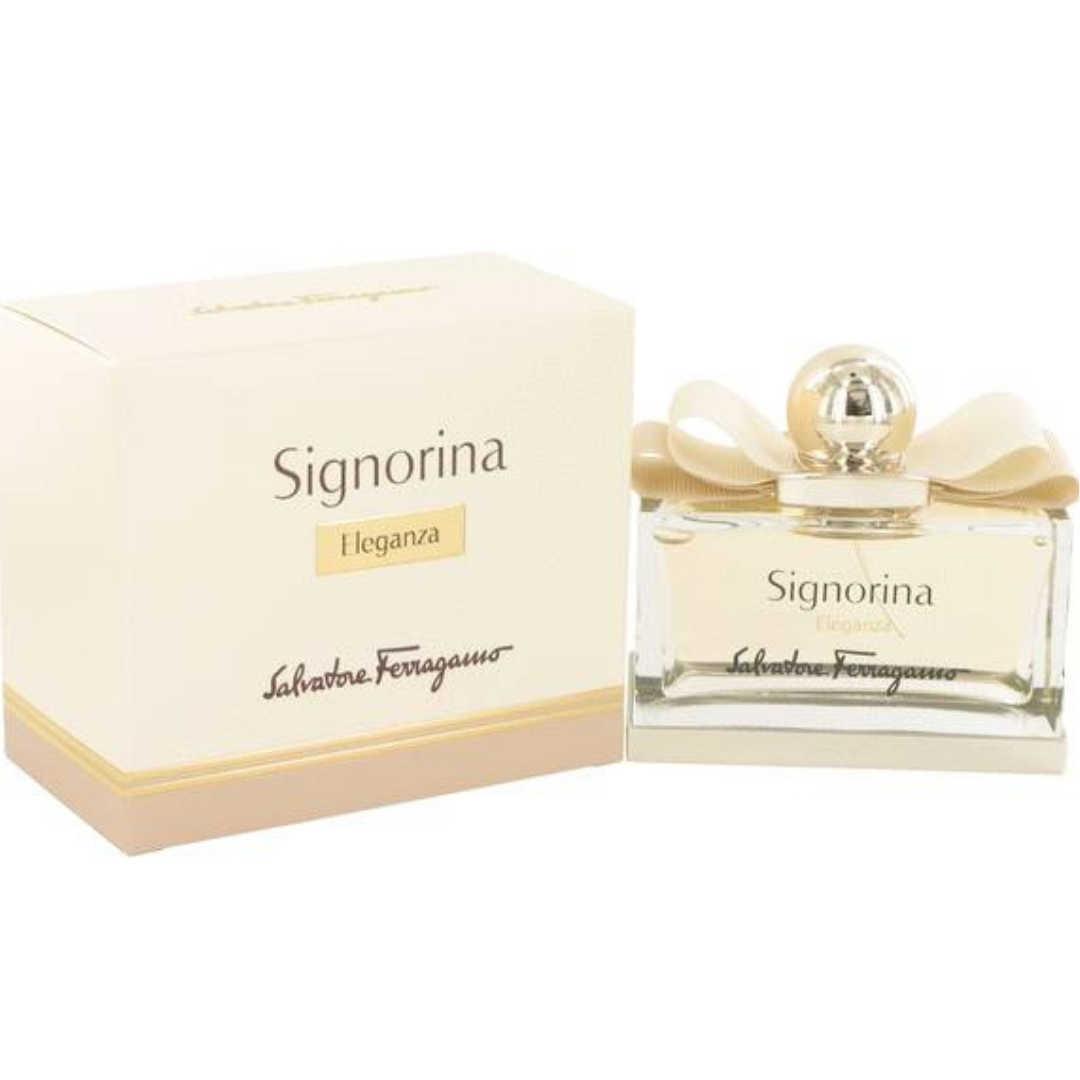 Salvatore Ferragamo Signorina Eleganza For Women Eau De Parfum 100ML